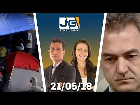 Jornal da Gazeta - Edição das 10 - 21/05/2018