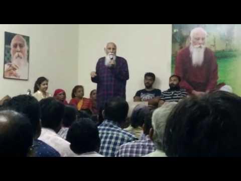 Pyramid Inauguration and Meditation Session by Brahmarshi Patriji, Raipur