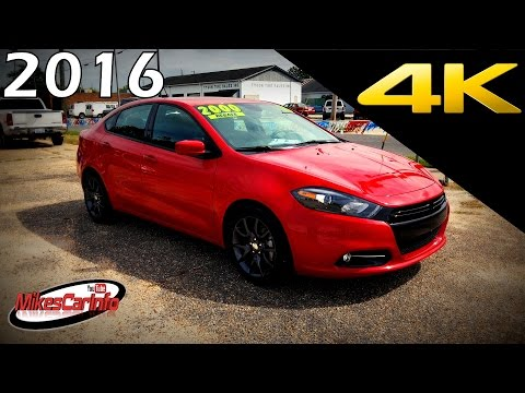 2016 Dodge Dart Rallye - Ultimate In-Depth Look in 4K