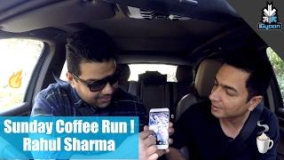Sunday Coffee Run : Rahul Sharma : Micromax Dual 5