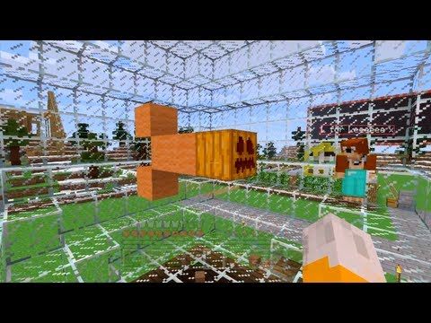 Minecraft Xbox - Giant Fish Bowl [79]