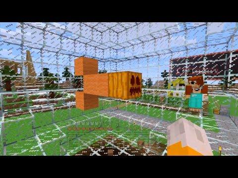 Minecraft Xbox - Giant Fish Bowl [79]
