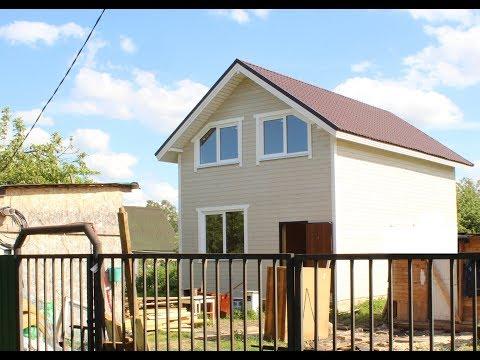 Купить дом в СПб. по цене 1-комнатной квартиры