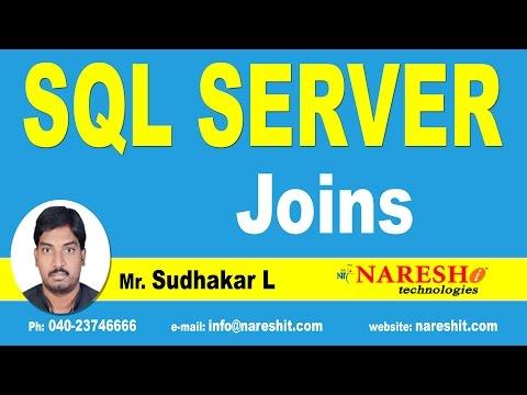 Joins In SQL Server - Part 1 | MSSQL Training Tutorial