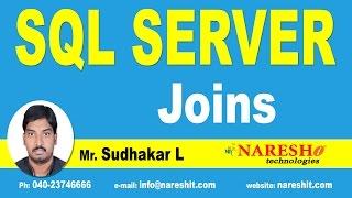 Joins in SQL Server - Part 1   MSSQL Training Tutorial