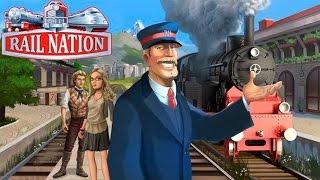 Rail Nation (первый взгляд)
