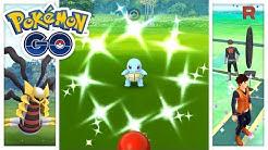 Zu Besuch im Shiny-Schiggy-Nest | Let's Play Pokémon GO #1