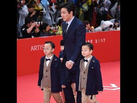 Song Brothers Daehan, Minguk, Manse at Busan International Film Festival