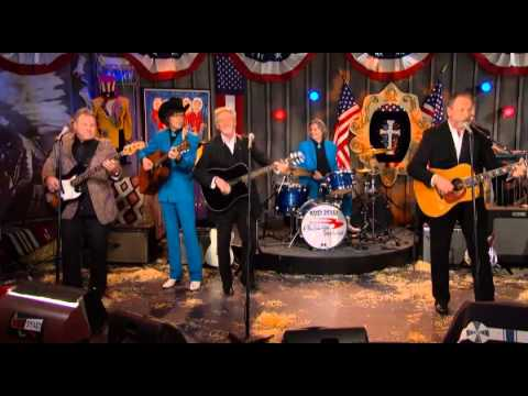 Gatlin Brothers- Houston (Marty Stuart Show)
