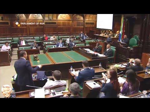Racism In Parliament AGAIN - ANC vs DA And EFF