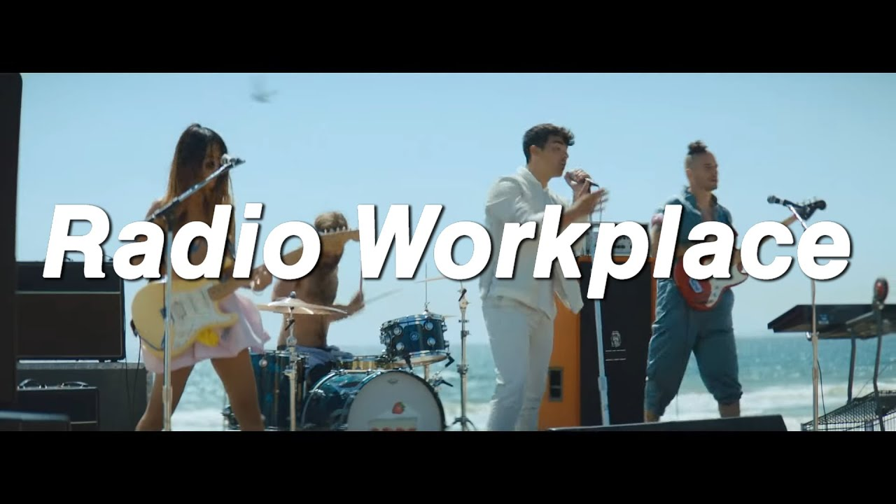 Radio Workplace: Cake by the Ocean by DNCE