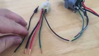 Ignition Switch Wires - HELP! - Honda Elite 250 | Mitch's Scooter Stuff -  YouTubeYouTube