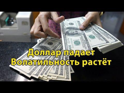 Рубль на американских горках или почему падает доллар?