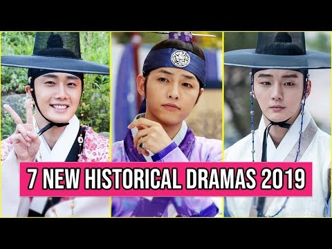 7 New Historical Korean Dramas in 2019 You Can't Miss to