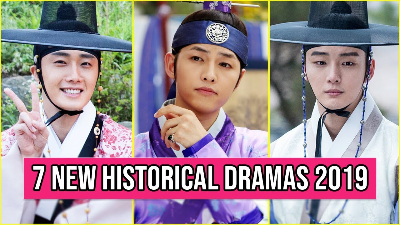 7 New Historical Korean Dramas in 2019 You Can't Miss to Watch