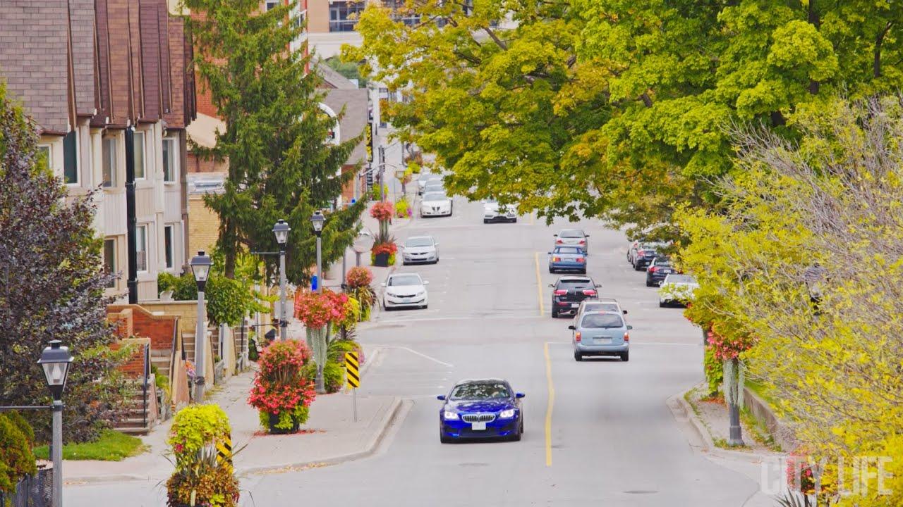 Woodbridge Vaughan Ontario Neighbourhood - YouTube