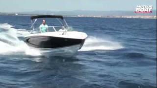 COBALT A25 - Essai moteurboat.com