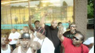 "Co-Defendants feat. The Spot Boyz  ""Born N Da A"""