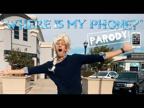 "Where Is My Phone? - ""Into The Unknown"" Frozen 2 Parody"