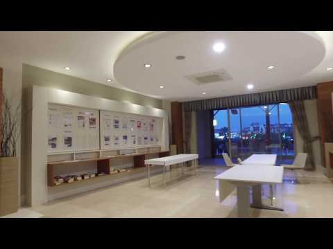 Hotel Seher Sun Palace  // Turcja Side  //  Hotel Reception Lobby Review  //  Alanya  // TURKEY //