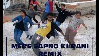 Mere Sapno ki rani remix- Blitz n Kashif | Dance choreography #HiphopChronicles