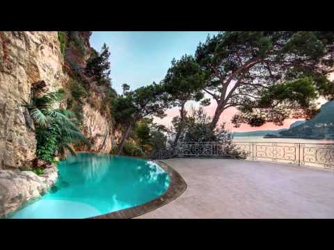 FOR SALE: Luxury Waterfront Villa in Cap D'Ail, Cote d'Azur, France by Verzun
