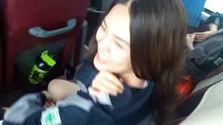 Hot girl 2K5 thích khoe hàng/ Hot girl show body.