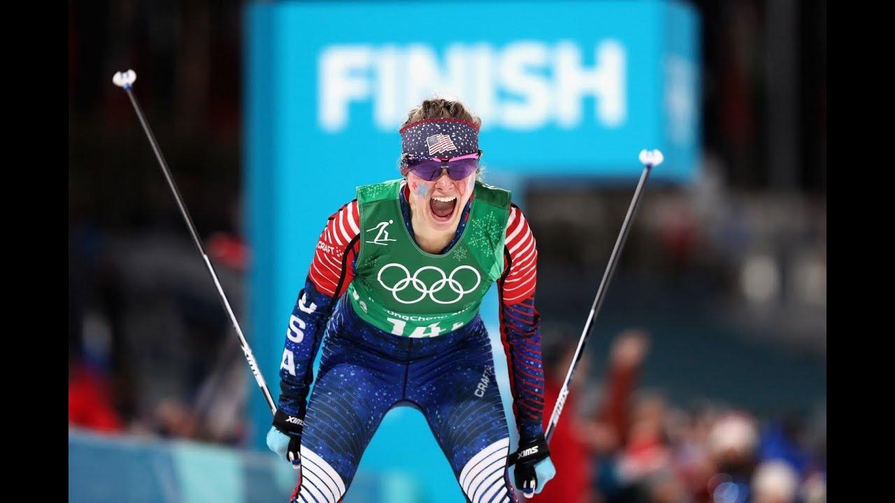 Kikkan Randall, Jesse Diggins win U.S. women's first cross ...