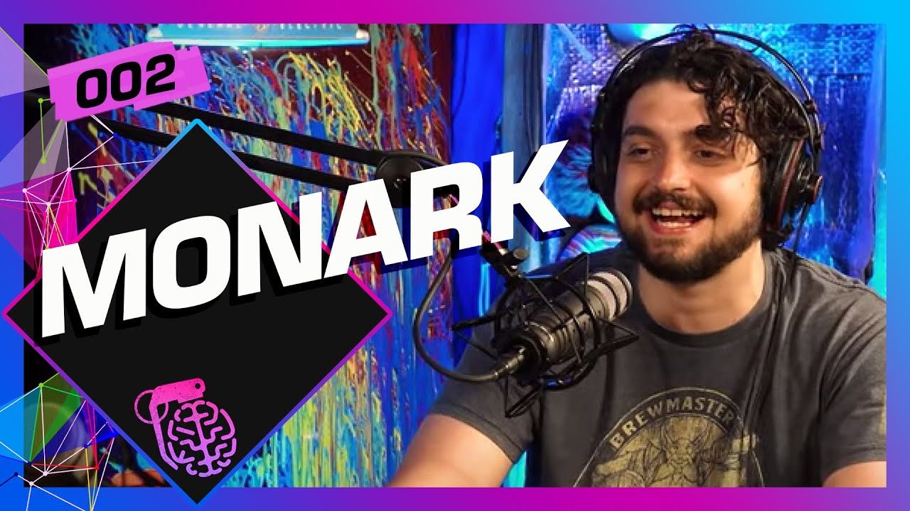 MONARK (FLOW PODCAST) - Inteligência Ltda. Podcast #002