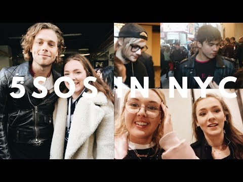 5sos meet and greet nyc
