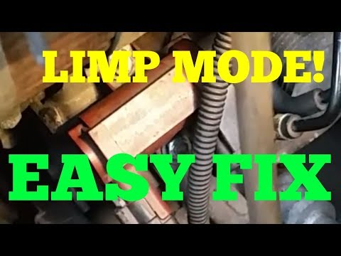 How To FIX Turbo BOOST PRESSURE VALVE SOLENOID |  Limp Mode (P2562) | Peugeot 407 2.0 HDi