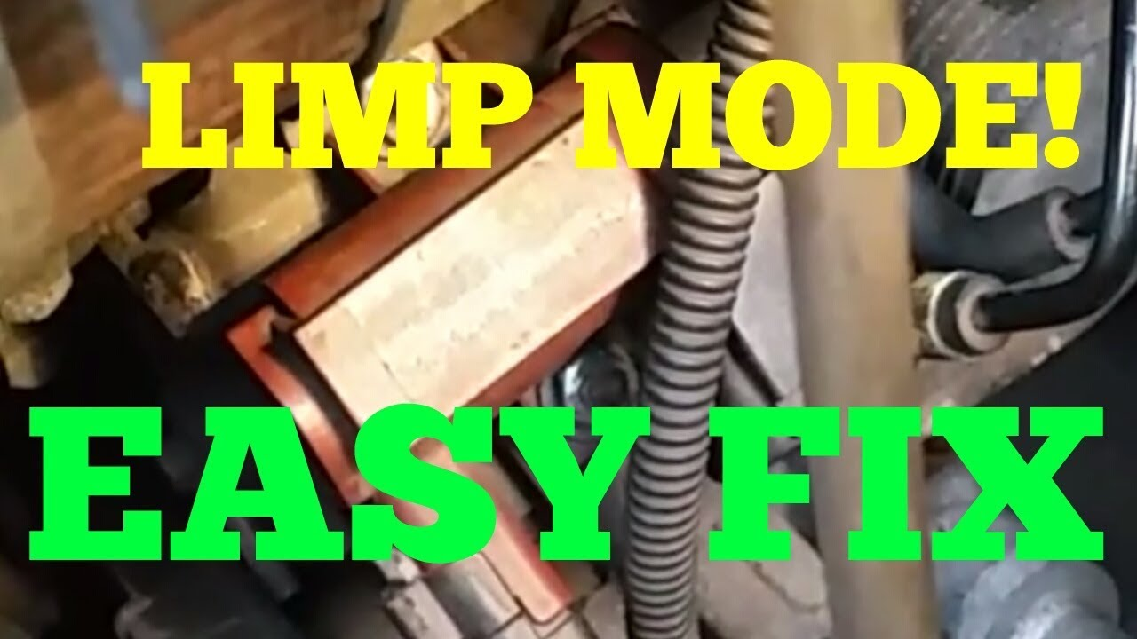 how to fix turbo boost pressure valve solenoid limp mode (p2562