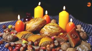 Азербайджанская кухня: Бакинская пахлава