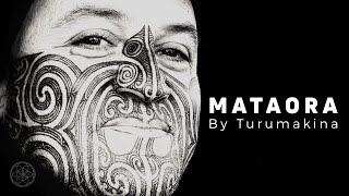 TA MOKO by Turumakina | Mataora Maori Face Tattoo on another ta moko artist Peter Elers