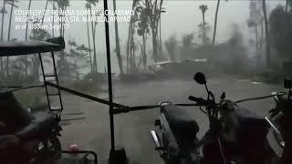 Typhoon Ompong: Brgy. San Antonio, Sta. Marcela, Apayao