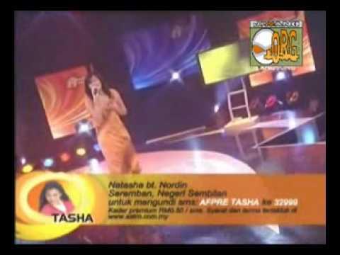 Konsert Prelude AF4 Tasha Sangkar Emas