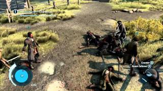 Assassins Creed 3: PC Gameplay GTX 680 SLI TXAA MAX SETTINGS 1080P