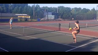 How To Play Soccer Tennis | YFutbol Style