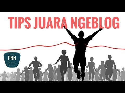 Cara Agar Menang Lomba Blog Dan Cara Masuk Famous ID - PNN Eps 28
