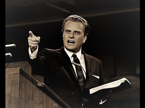 How Billy Graham made me Catholic!