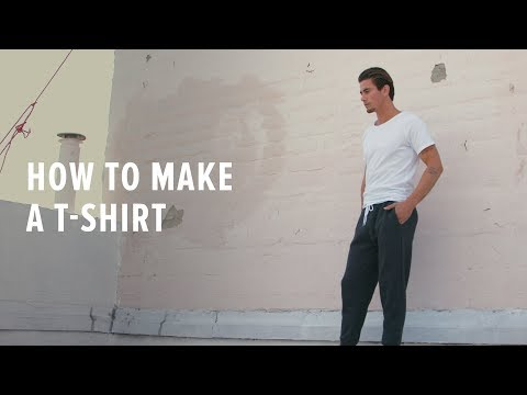 How T-shirts are made by BELLA+CANVAS