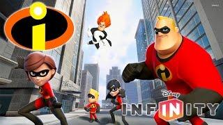 LES INDESTRUCTIBLES - Jeux Vidéo de Dessin Animé en Français pour les Enfants - Disney Infinity