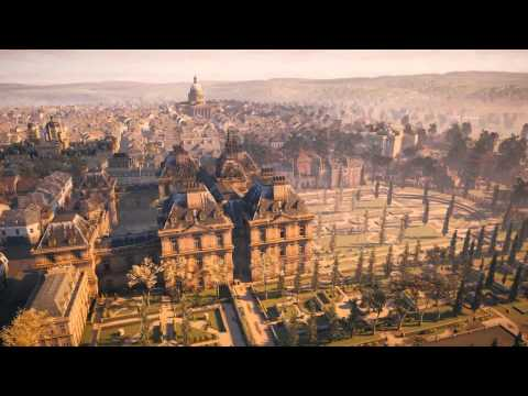 18th century Paris by Assassin's Creed: Unity