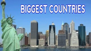 TOP 7 Largest Countries In The World