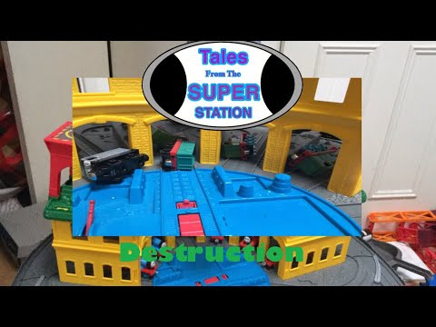 Tales From The Super Station: Destruction