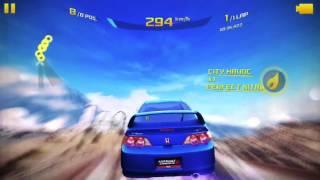 Amazing race of car - Honda car