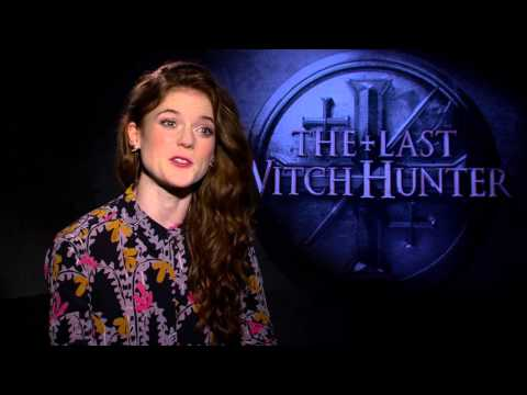 The Last Witch Hunter: Rose Leslie Official Movie Interview