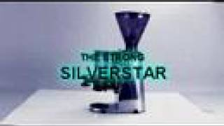 Strong Silverstar 2 Espresso Coffee Grinder