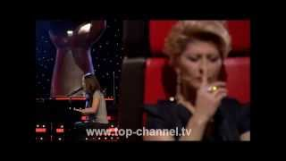 Nita Bahtiri - In the arms of an Angel cover ( The Voice of Albania)