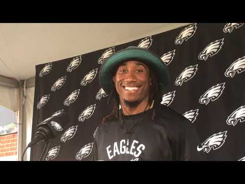 Eagles' Ronald Darby talks about covering Giants' Odell Bekham